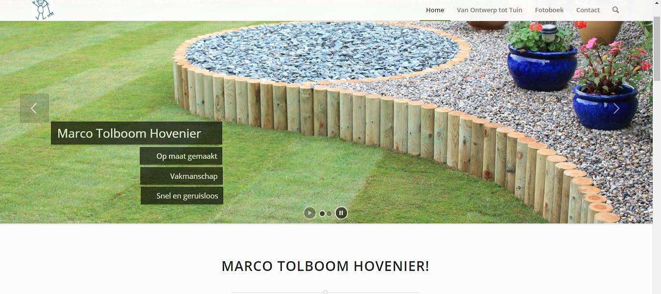 Marco Tolboom Hovenier